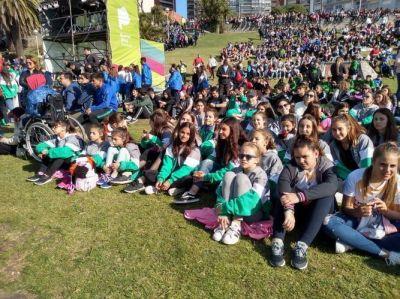 Kicillof puso marcha atrás y reconfirmó Mar del Plata sede de los 30° Juegos Bonaerenses