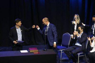 Tras el sacudón, cómo fue la primera semana del nuevo gabinete de Kicillof