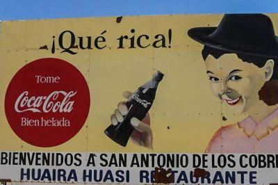 """Ya lo decía Soriano, """"Coca Cola es así"""""""