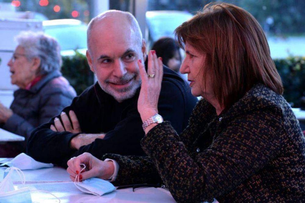 Patricia Bullrich reveló que Juntos por el Cambio hizo una promesa la noche de las PASO
