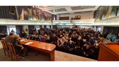 La CGT debate la unidad al ritmo del Frente de Todos