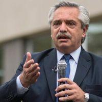 Alberto Fernández presenta Registradas, un programa para reducir la informalidad laboral