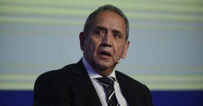 """Palazzo recordó que el proyecto para eliminar indemnizaciones ya lo había presentado Triaca como ministro y dijo que """"la protección contra el despido arbitrario es un derecho constitucional"""""""