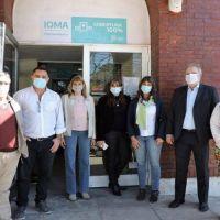 IOMA abre un policonsultorio en Villa Gesell
