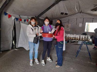 Río Gallegos: vecinos participaron de la jornada de EcoCanje