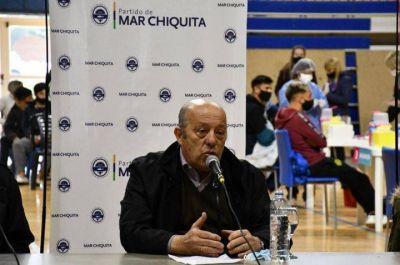 Paredi anunció la visita del ministro Jorge Ferraresi por el avance de las viviendas en Coronel Vidal y Vivoratá