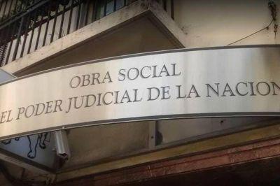 Avanza una causa por malversación de fondos contra el director de la Obra Social del Poder Judicial