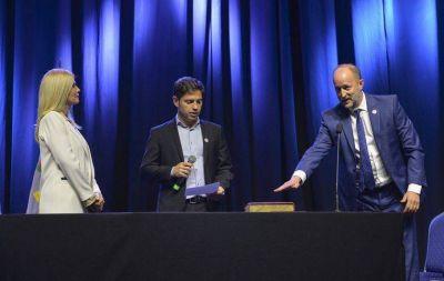 Con Kicillof e Insaurralde a la cabeza, el Frente de Todos activa la campaña bonaerense