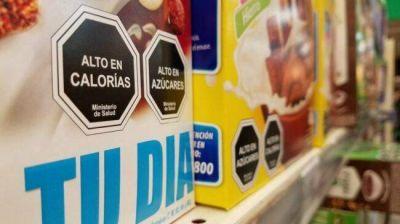 Manzur le pone un freno a la Ley de Etiquetado Frontal de Alimento