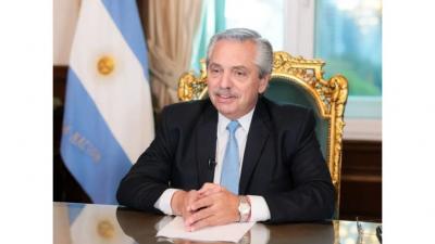 Alberto Fernández insistió en extender los plazos de pago del FMI y menores tasas