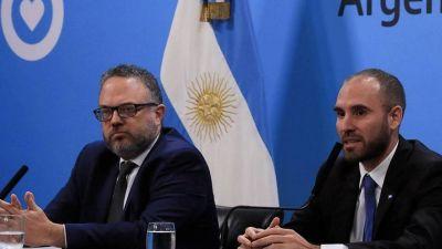 La resistencia de Guzmán y Kulfas: el plan para aguantar la presión K