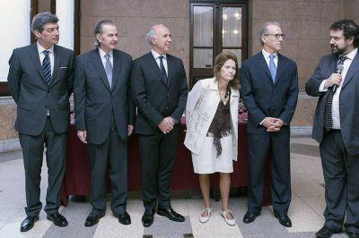 Los jueces de la Corte Suprema volvieron a reunirse, tras las tensiones por la elección de Rosatti
