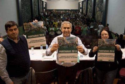 Elecciones: La Verde se perfila a renovar la conducción con apoyo masivo de los trabajadores