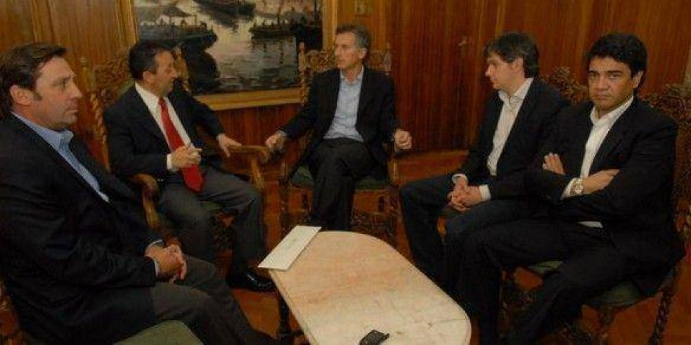 """Jaque le dijo a Macri que la seguridad en Mendoza """"está mejorando"""""""