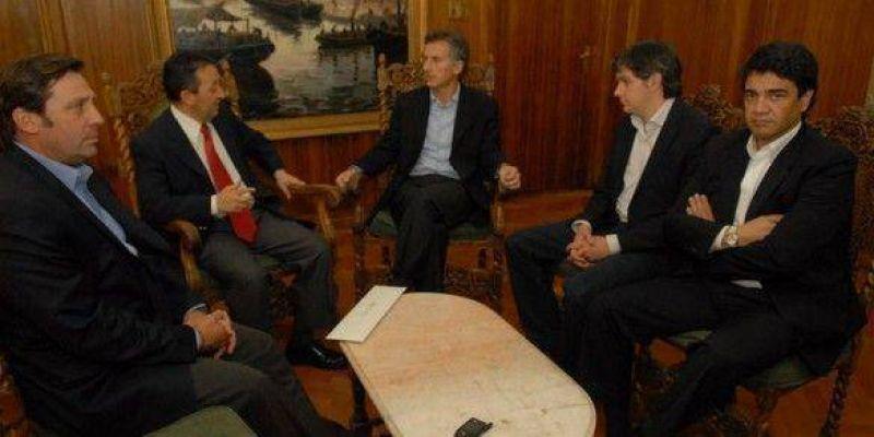 """Jaque le dijo a Macri que la seguridad en Mendoza """"est� mejorando"""""""