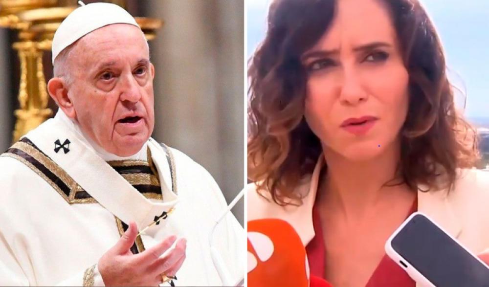 Polémica en España por los dichos de Francisco sobre la evangelización de América
