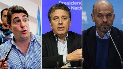 Confirman falta de mérito para Dujovne, Dietrich, Iguacel y Saravia Frías