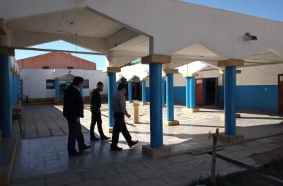 Planeamiento Educativo recorrió escuelas técnicas en Andalgalá