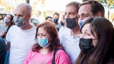 Los desafíos de Larreta y Santilli de cara a noviembre: retener los votos de Manes y seducir a los ausentes