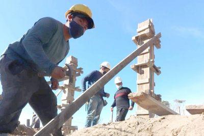 Acompañamiento y beneficios para el sector de la construcción en el Partido de La Costa