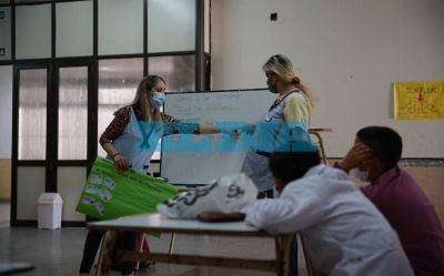 Comenzó la primera jornada escolar de los sábados en La Plata