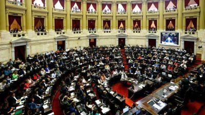 Entre la campaña y la negativa de Juntos por el Cambio, peligra el quórum en Diputados para aprobar la ley de etiquetado