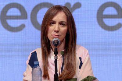 Elecciones 2021: María Eugenia Vidal busca no perder votos con Milei, atraer gente que no fue a las PASO y consolidar el 48%