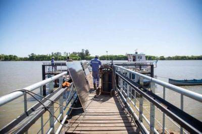 Nueva Costanera de Campana: el municipio construirá un segundo muelle de pescadores