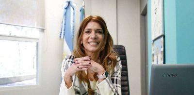 Magdalena Sierra presentó el Programa de promotores/as comunitarios/as en Avellaneda
