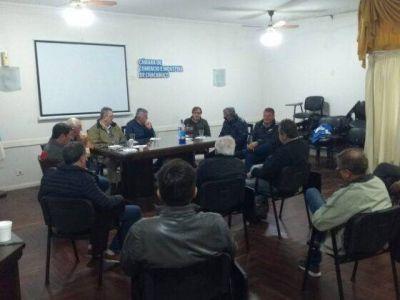 FADEEAC y CTC Chacabuco mantuvieron una reunión