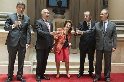 La renuncia de Elena Highton de Nolasco y un terremoto en la Corte Suprema