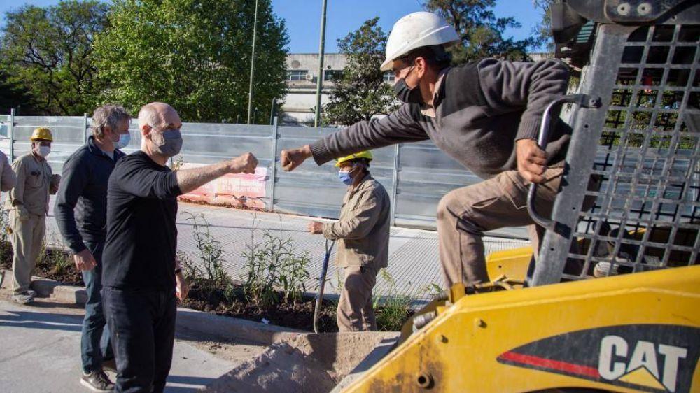 Avanza el Parque de la Innovación y la Ciudad espera abrirlo para 2022