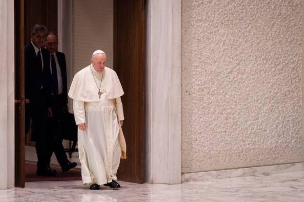 """El Papa sobre los abusos en Francia: """"Es el momento de la vergüenza"""""""