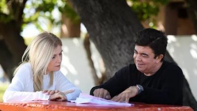 Espinoza y Magario celebraron el anuncio de una inversión que permitirá construir un Polo Científico en La Matanza