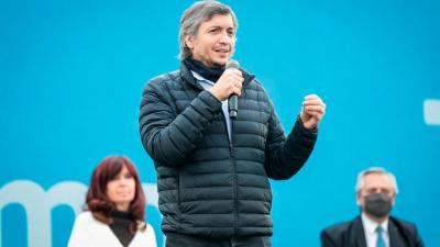 """Máximo Kirchner apuntó contra la oposición por la falta de quórum: """"Hay cierta soberbia después del triunfo en las PASO"""""""