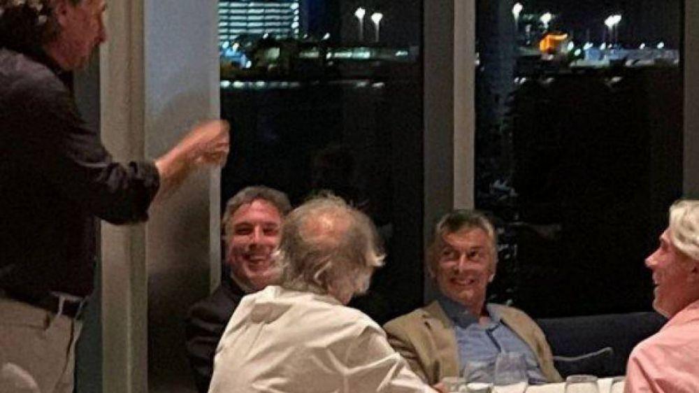 Macri elude la orden judicial y se queda en Miami enseñando