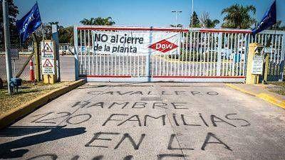 CGT San Lorenzo celebró la decisión del gobierno sobre la continuidad de planta de Dow