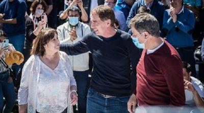 Provincia de Buenos Aires. Santilli relanzó la campaña pidiendo beneficios para las patronales y mano dura contra la pobreza