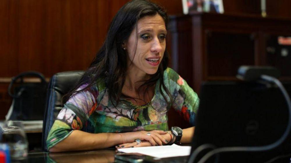 Paula Español le traba a Domínguez la liberación de las exportaciones de carnes
