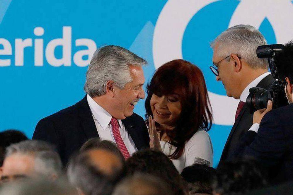 Alberto Fernández oscila entre el llamado al diálogo con la oposición para lograr acuerdos clave y la confrontación con fines electorales
