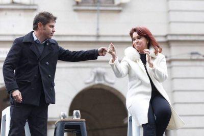 Cristina salió en defensa de Kicillof por el anuncio de los viajes de egresados