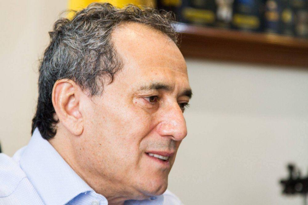 Sergio Sasia: «Yo quiero una CGT fuerte, que otorgue prioridad al diálogo, pero que esté a altura de las circunstancias cuando haya que luchar»