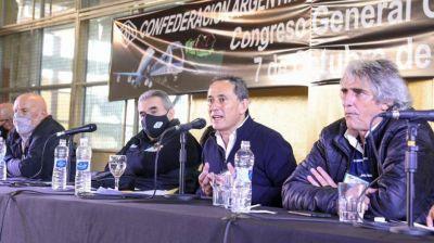 Sasia respaldó a Pablo Moyano al frente de la CGT