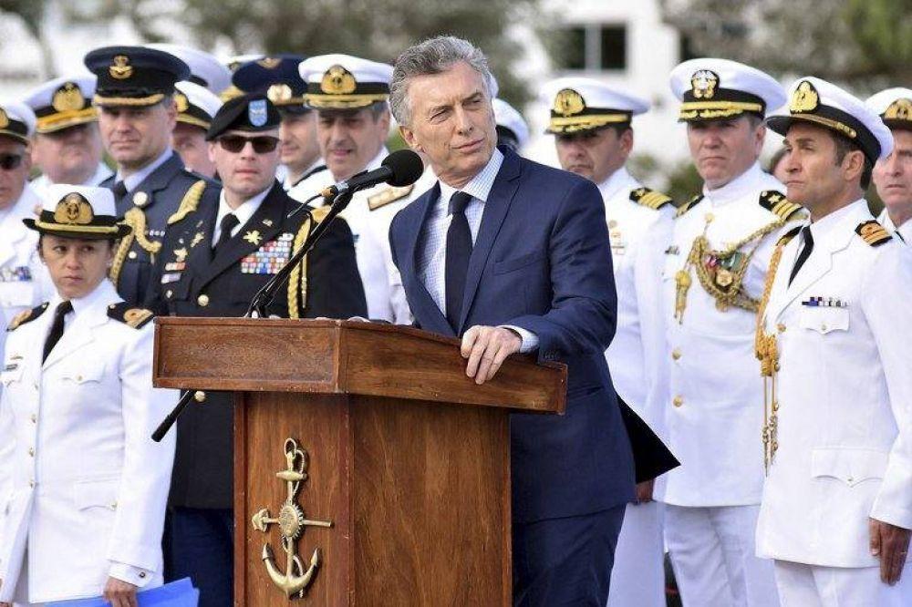 La estrategia de Mauricio Macri frente a la acusación de espionaje a los familiares de las víctimas del Ara San Juan