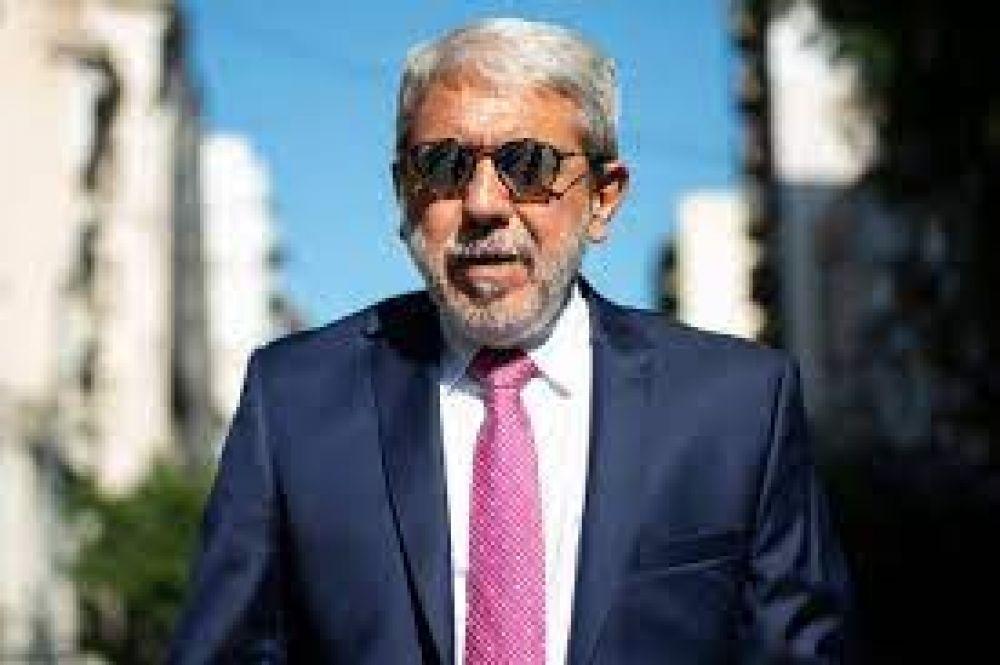 Alberto Fernández rechazó la exigencia de la oposición de forzar la renuncia de Aníbal Fernández por el caso Nik