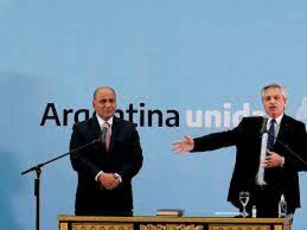 Los inversores esperan a Manzur y Guzmán con una pregunta clave: ¿quién manda en la Argentina?