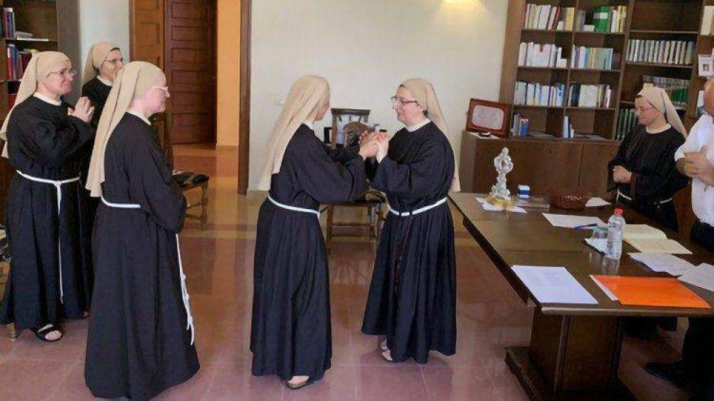 """El Papa a Clarisas: """"nunca olvidéis vuestra raíz, el bautismo"""""""