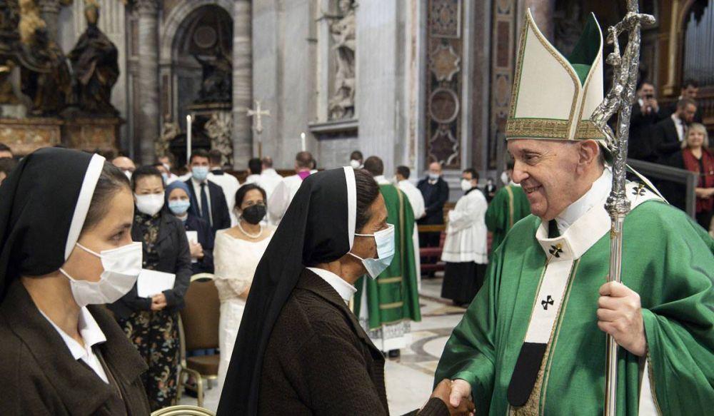 Tres modos concretos para caminar en la misma dirección, según el Papa