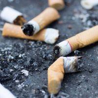 Ushuaia: 18 mil pesos de multa a quienes arrojen colillas de cigarrillo en la vía pública