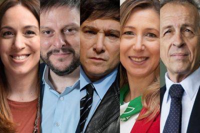 Vidal pone a prueba en el debate porteño su nueva táctica para sumar votos
